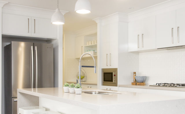 Home building solutions - Modern kitchen building service