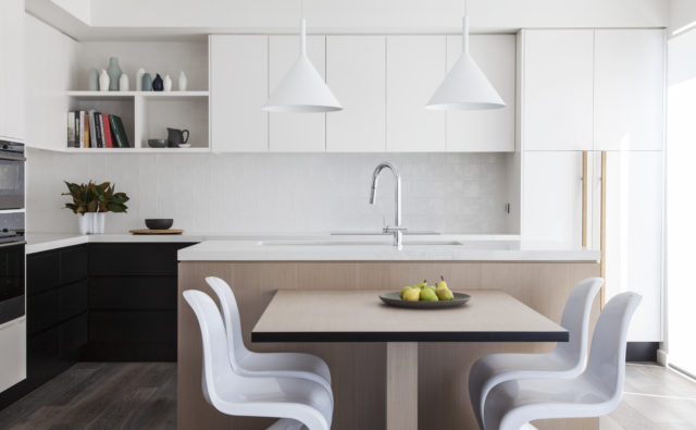 Home building solutions - Kitchen space construction