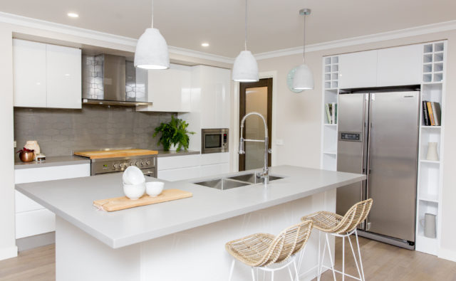 Home building solutions - Custom kitchen plans