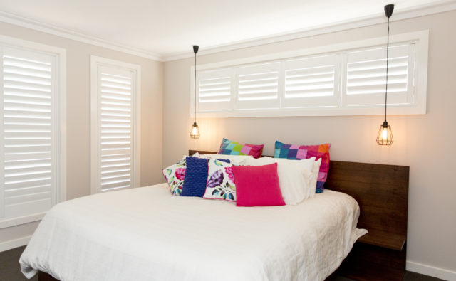 Home building solutions - Custom modern bedroom