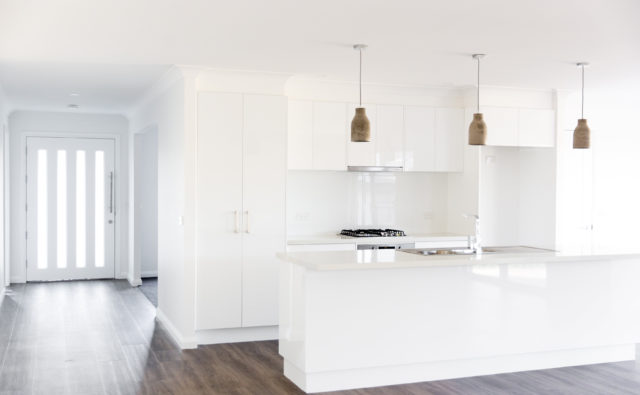 Home building solutions - Kitchen building services