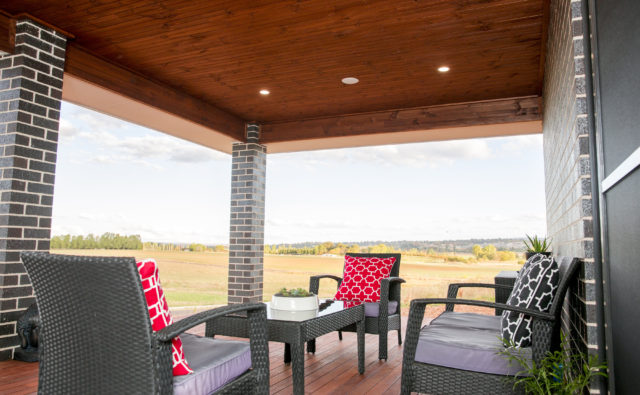 Home building solutions - Custom outdoor living plans