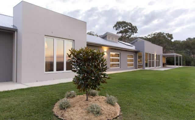 Home building solutions - Modern house exterior design